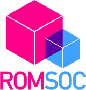 Logo Projekt EU-ROMSOC: Teilprojekt ''Data Driven Model Adaptations of Coil Sensitivities in MR Systems''