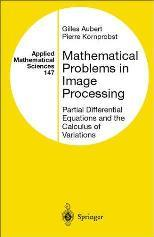 Mathematical problems in image processing